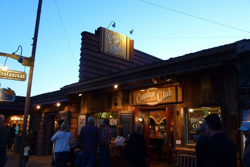 Cowboy Club Restaurant