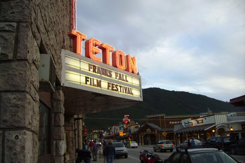 Teton Theater | Credit: Jennifer Sardam CC BY-SA 2.0 Flickr