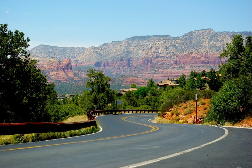 Road to Sedona