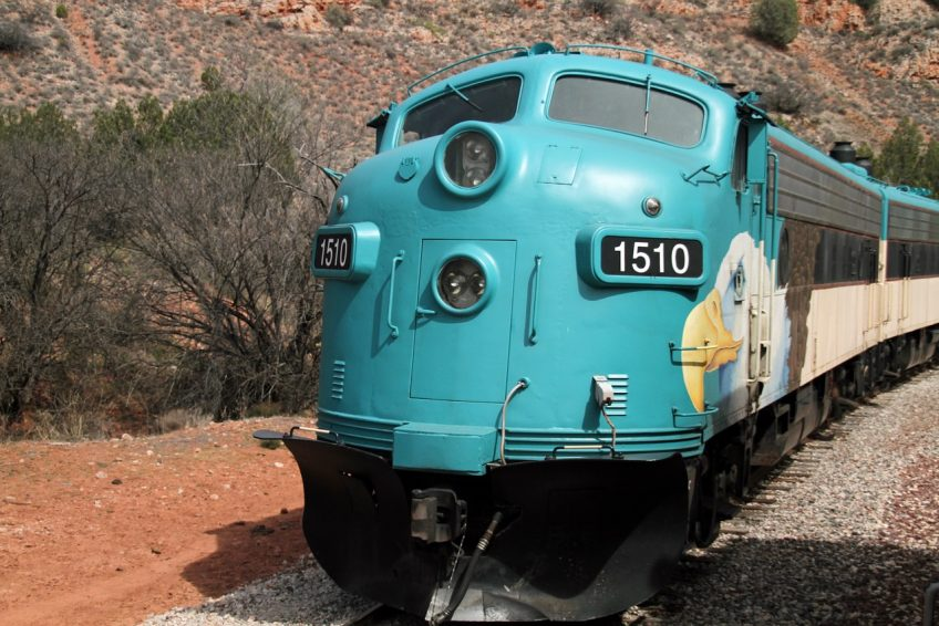 Verde Canyon scenic Railroad