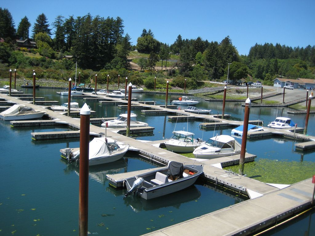 East Port in Brooking Oregon