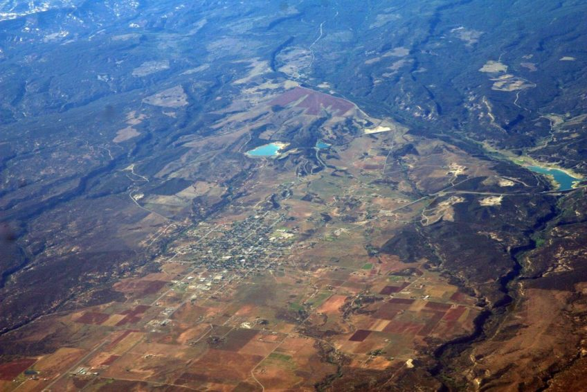 Aerial View of Blanding - Credit: Doc Searls via Flickr (CC BY 2.0)