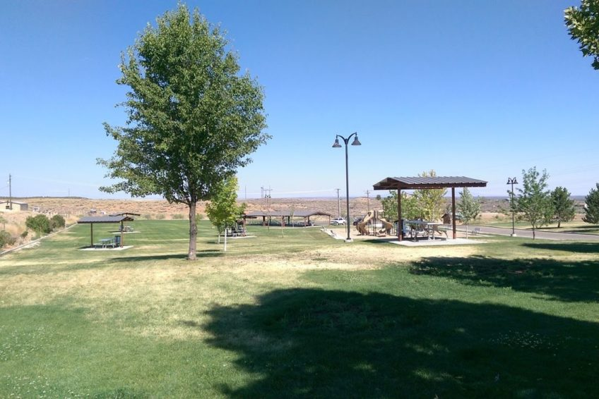Blanding Picnic Area and Playground