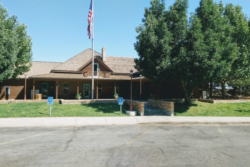 Blanding Visitor Center