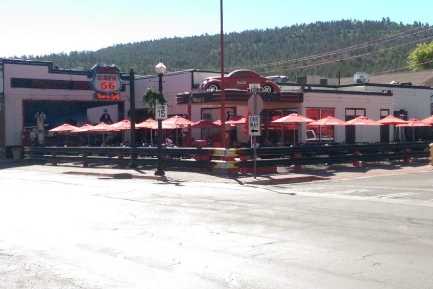 Cafe 66 Bar and Grill in Williams