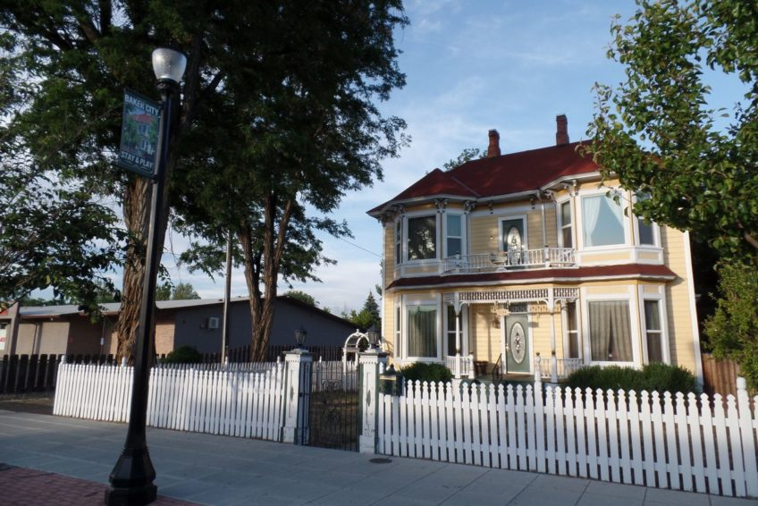Heritage Home in the Baker City Historic District