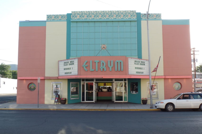 Eltrym Theatre in Baker City Oregon