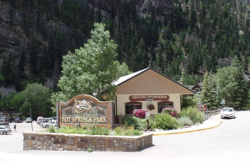 Ouray Visitor Information Center