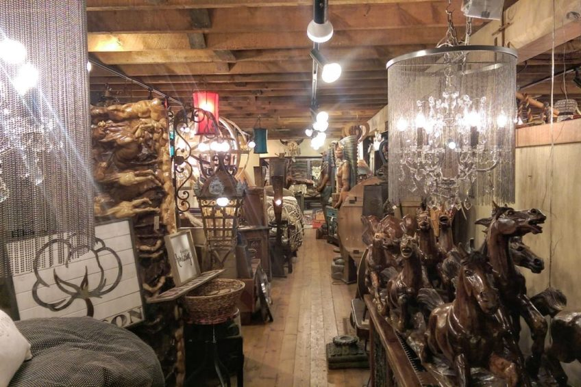One-of-a-kind items available in Ouray gift shops