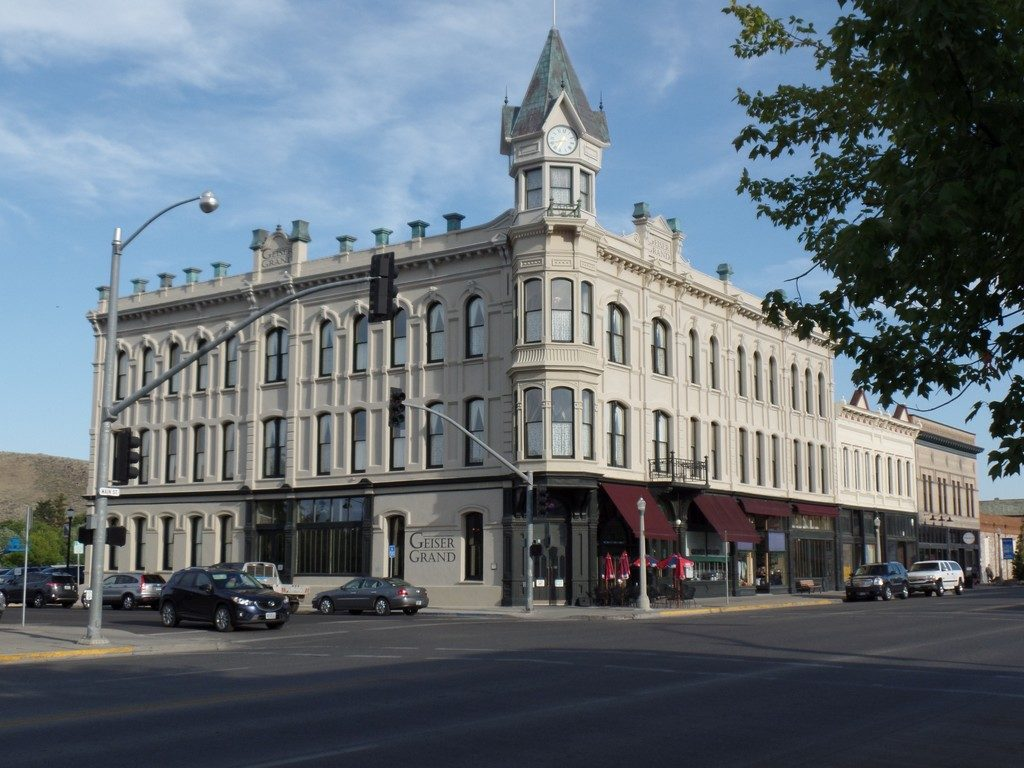 Geiser Grand Hotel in Baker City